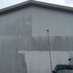 cleaning commercial structures
