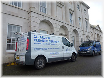 Cams Hall - Clearview Cleaning Services