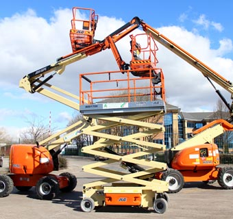 Cleaview Cleaning services - cherry picker service